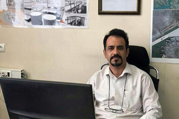 مهندس سیاوشی مدیر پروژه هندسه پارس