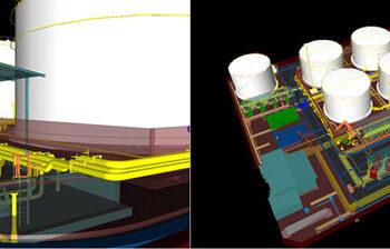 تکمیل طراحی تفصیلی و مهندسی خرید پروژه پایانه نفتی بندر امام خمینی (قطعه a59)