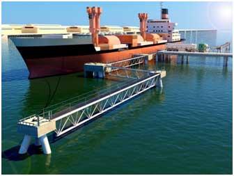 بندرسازی و سازههای دریایی